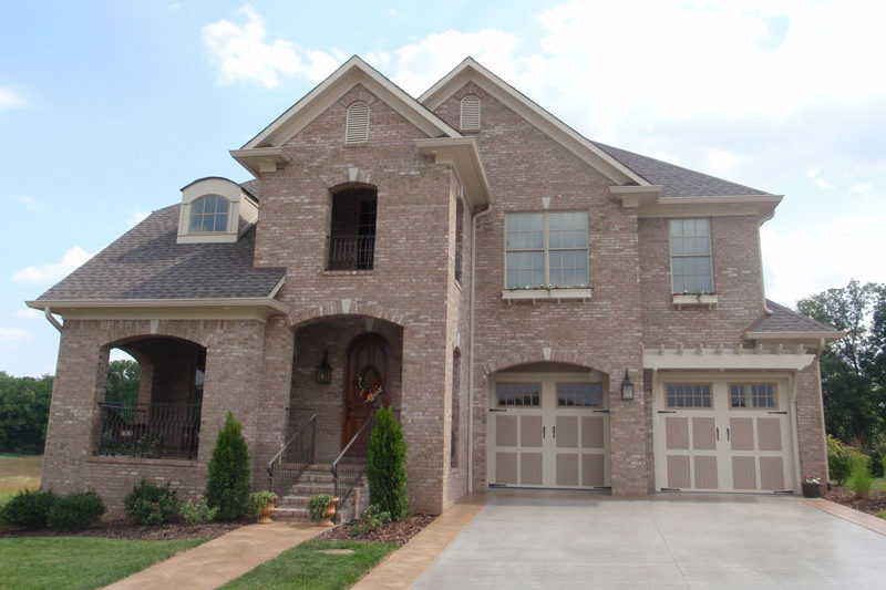 Custom Brick Home 2