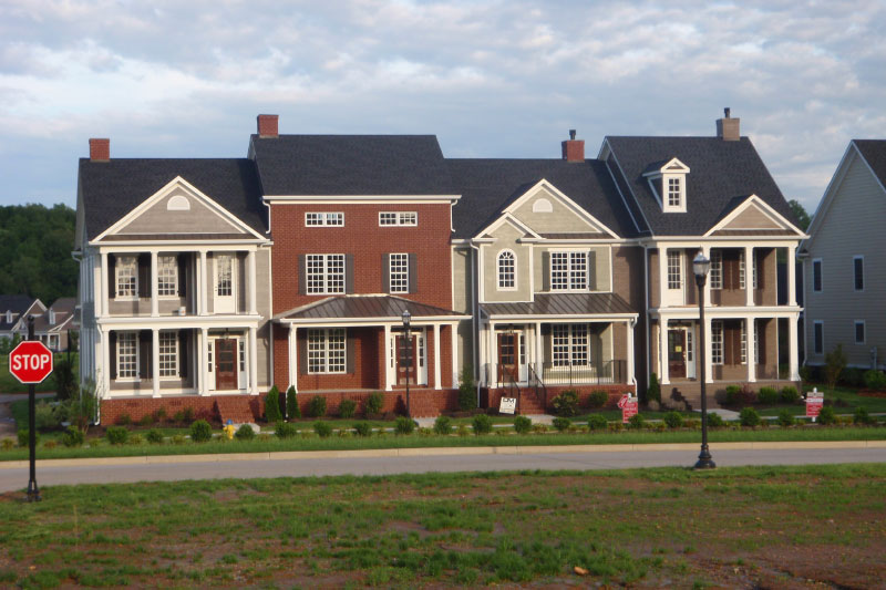 Spec Town Homes