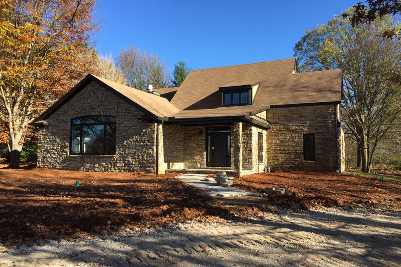 Home Exterior Remodel and Addition