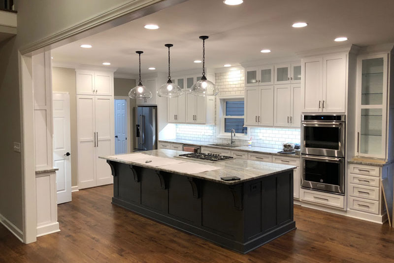 Kitchen Interior and Cabinetry